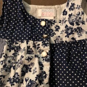 Baby Girl Patchwork Dress